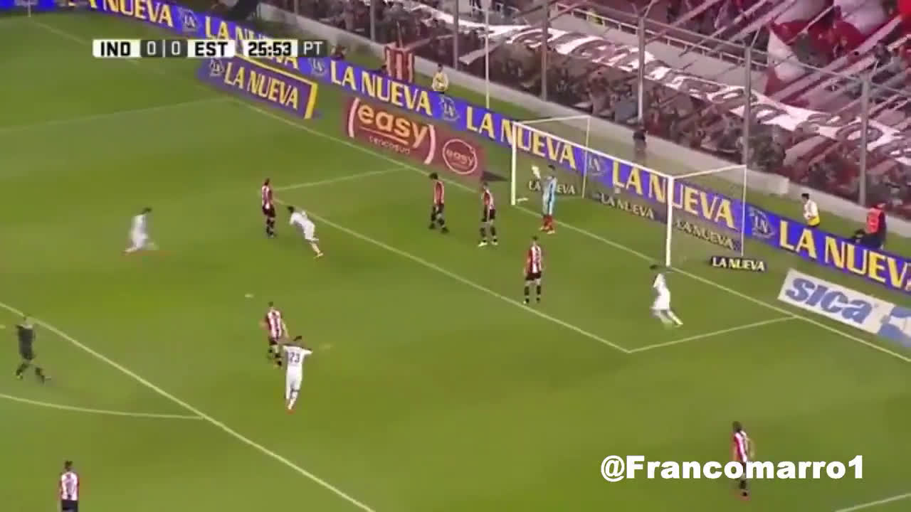 Atlético Mineiro 0 - [1] Vasco da Gama - Benitez great goal 8'