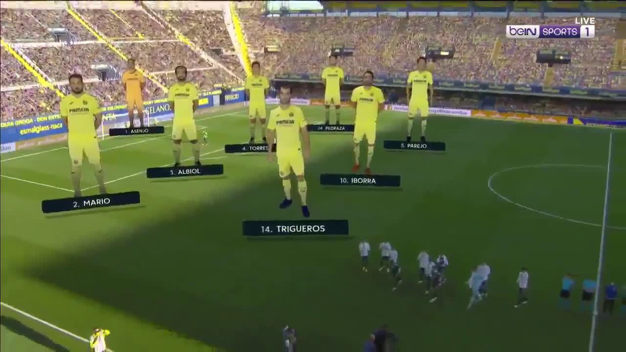 Villarreal vs Real Madrid Highlights
