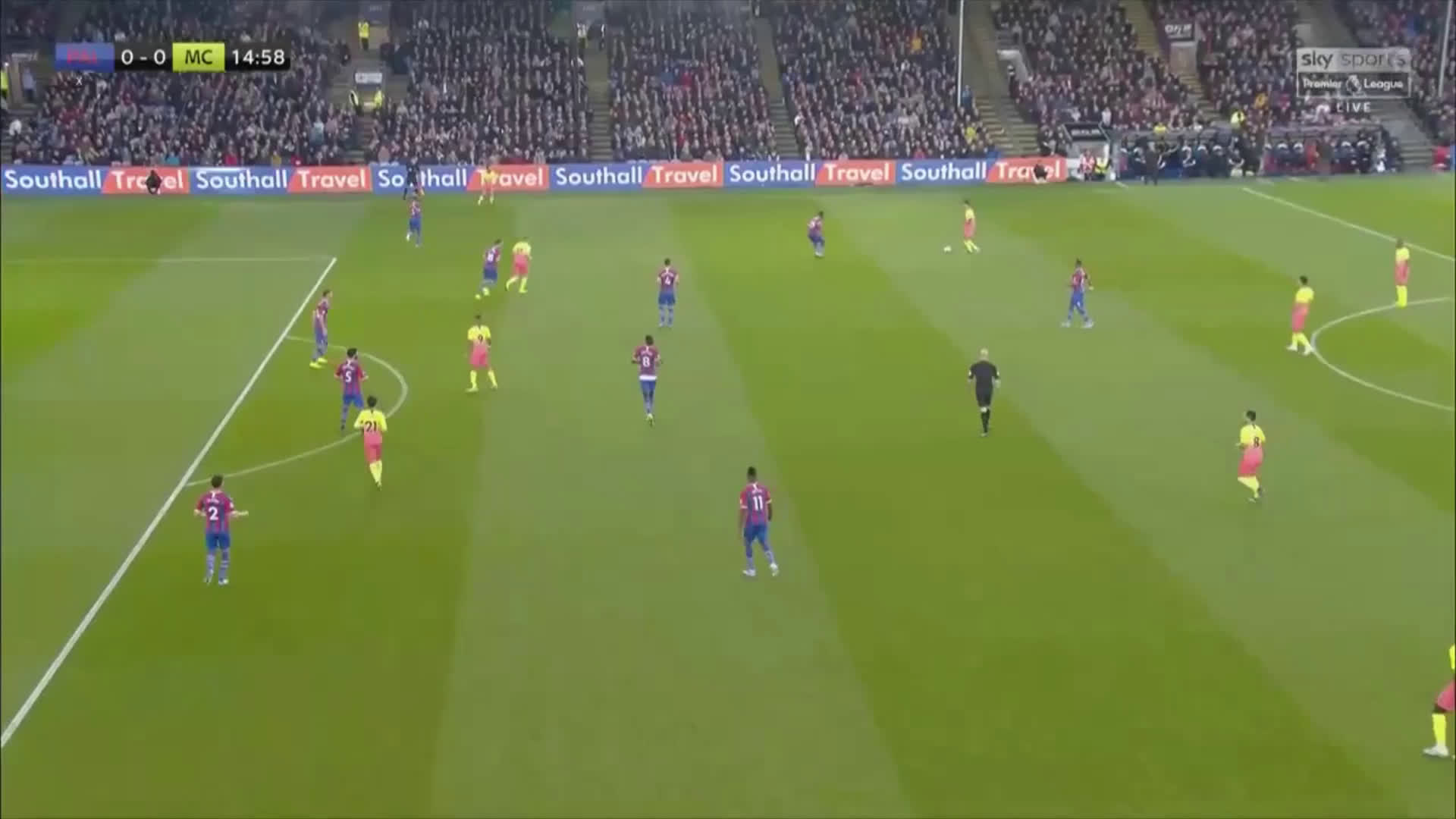 Analysing Manchester City S Attack Chance Creation Methods