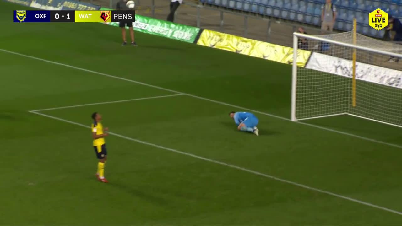 Oxford United vs. Watford - Full Penalty Shootout