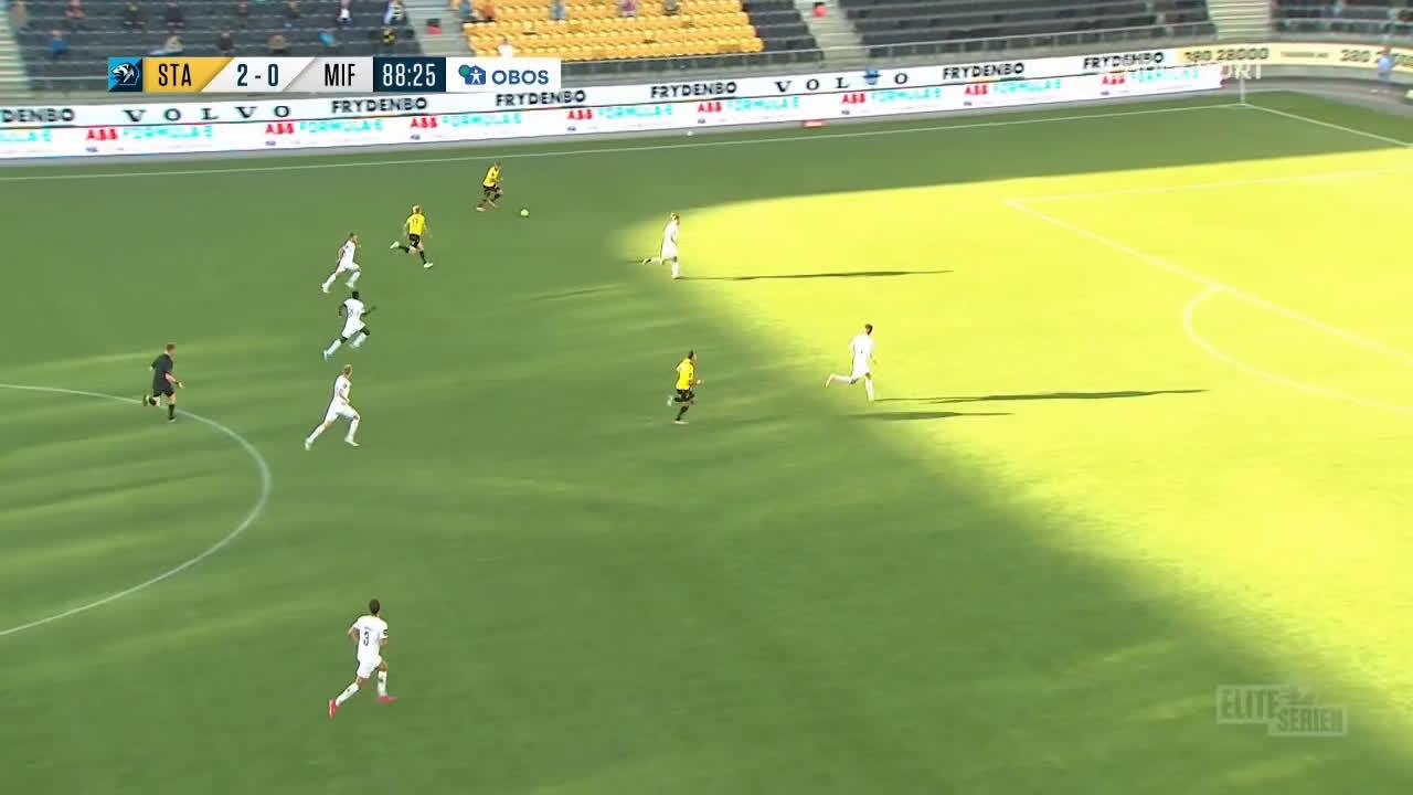 Start 3-0 Mjøndalen - Steffen Lie Skålevik 90'