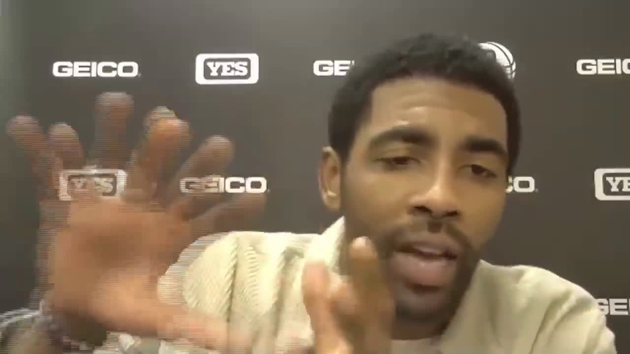 [Kyrie Irving]