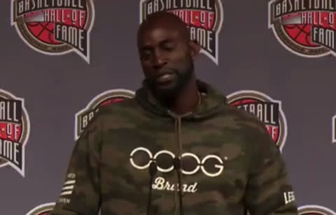 """Kevin Garnett: """"The fanbase in Boston was-man. People following you home, sitting outside your gate when you get home, People wanting to pump your gas… My only regret in any of this is that I should've came to Boston earlier."""