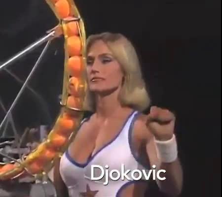 How lineswomen are preparing for Djokovic matches