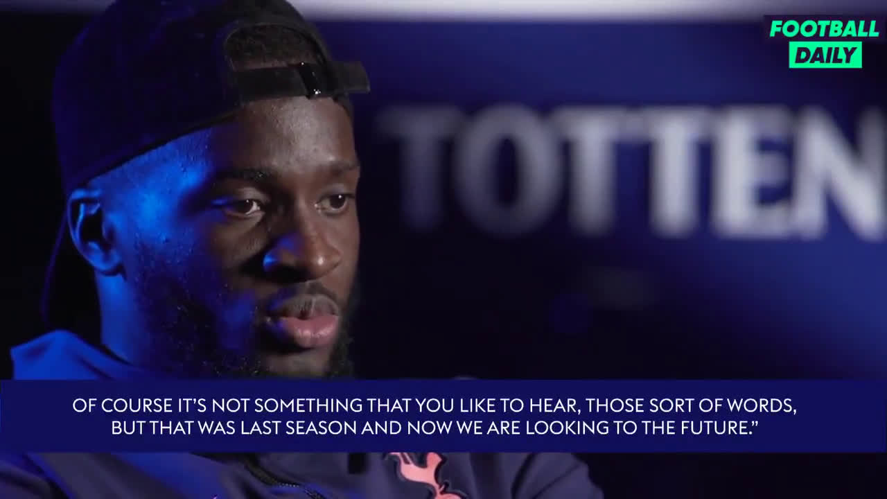 Ndombele on the criticism he received from Mourinho last season: