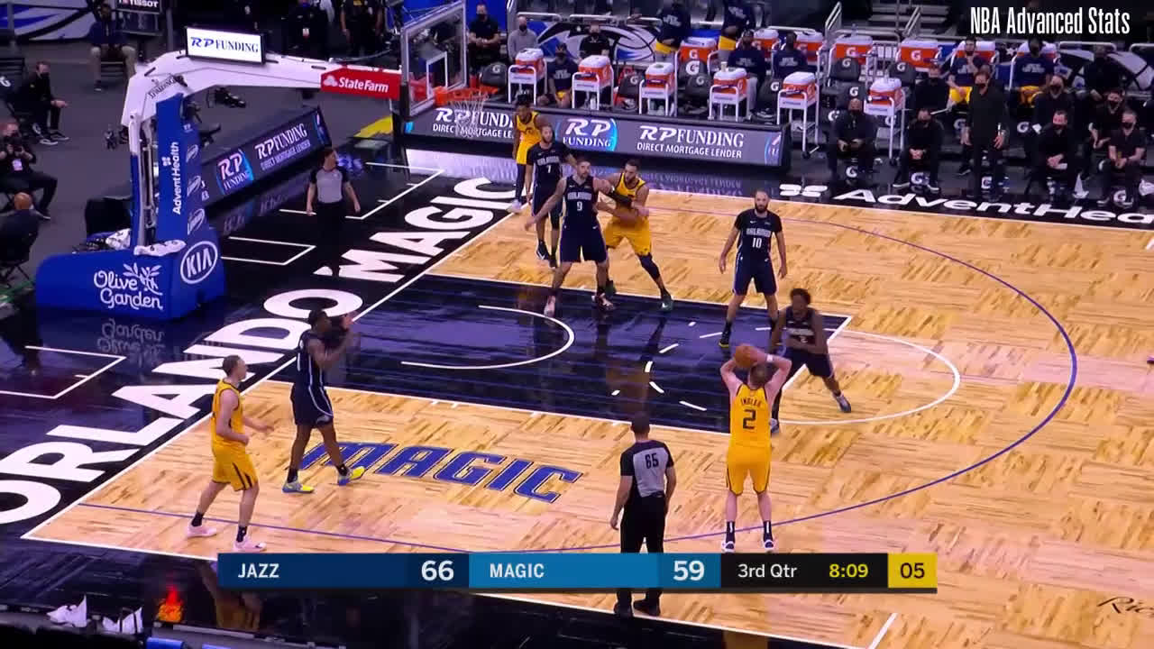 [Highlight] Joe Ingles with anUnbelievable Release