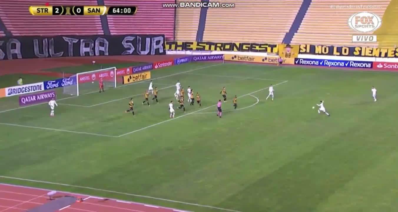The Strongest 2 - [1] Santos - Felipe Jonatan great goal