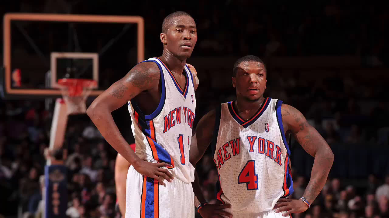 Jamal Crawford Recalls Nate Robinson Throwing Him An Alley-Oop In High School, 'Aw I Aint Never Doing That Again'