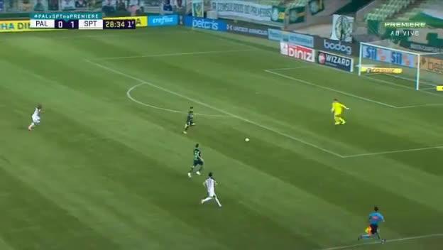 Palmeiras [1] - 1 Sport | Willian Bigode 29'