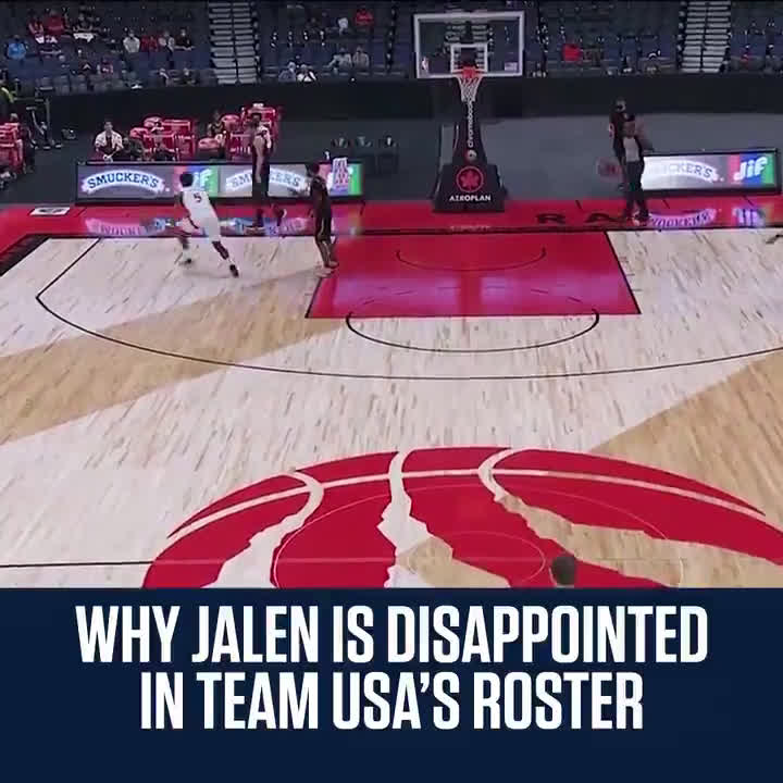 Despite being excited for Olympic hoops, @JalenRose is disappointed in Team USA's token selection of Kevin Love.