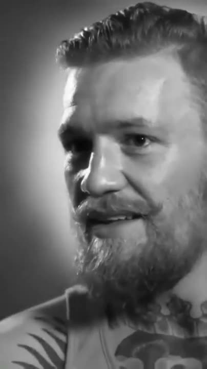 Conor McGregor explains what's a peahead