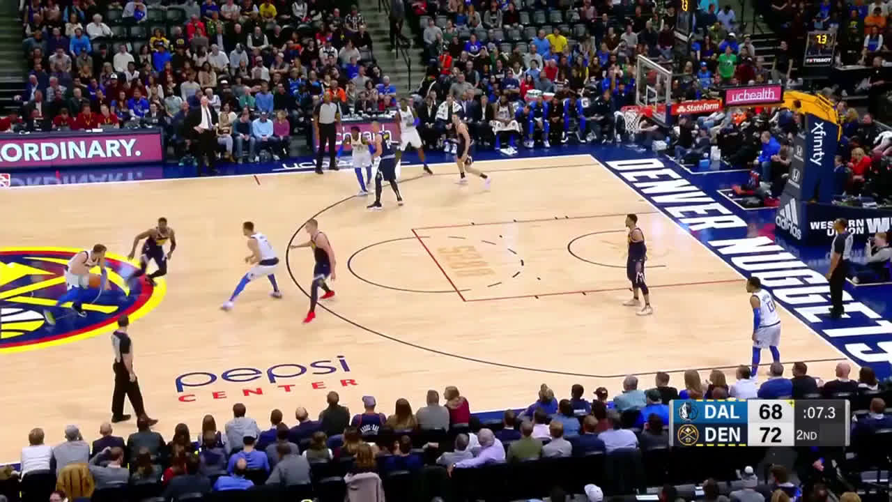 A few Luka Doncic plays that are not seen on highlights due to missed shots, whistles, secondary assists, etc
