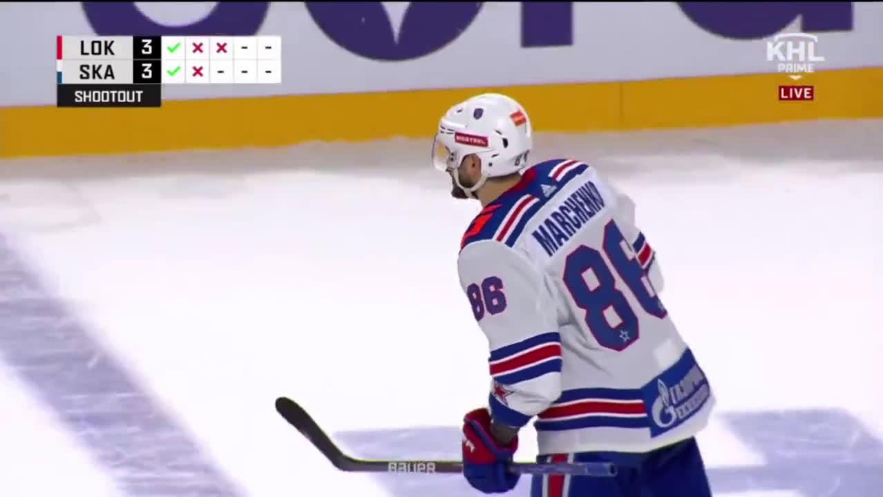 CBJ prospect Kirill Marchenko with a nice goal