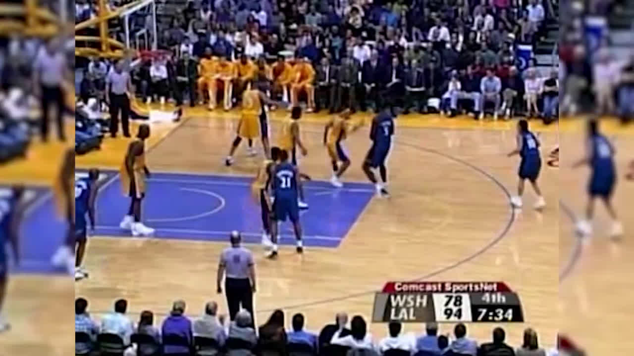 T Lue hittin a 3, dime coming from MJ
