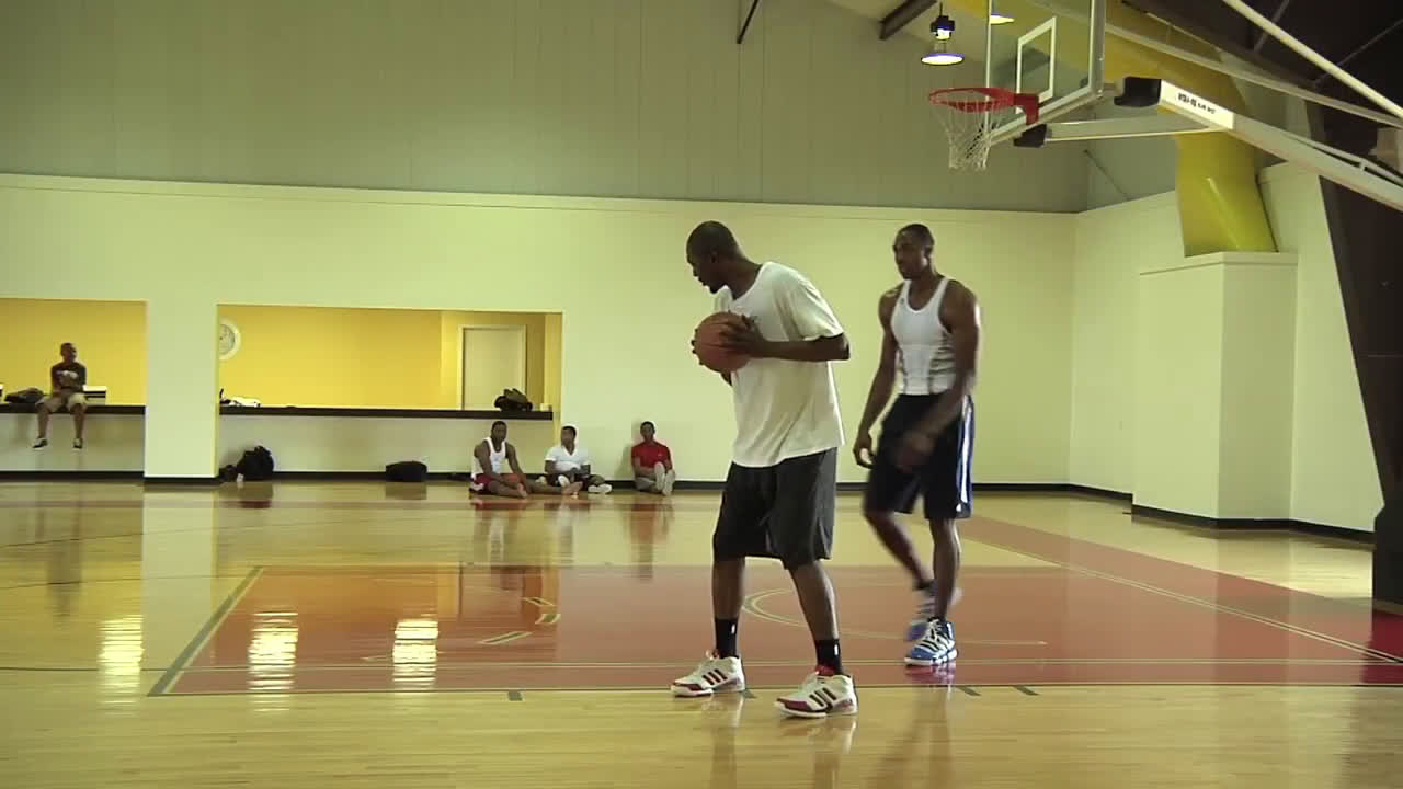 Hakeem Olajuwon wasting his time after retirement