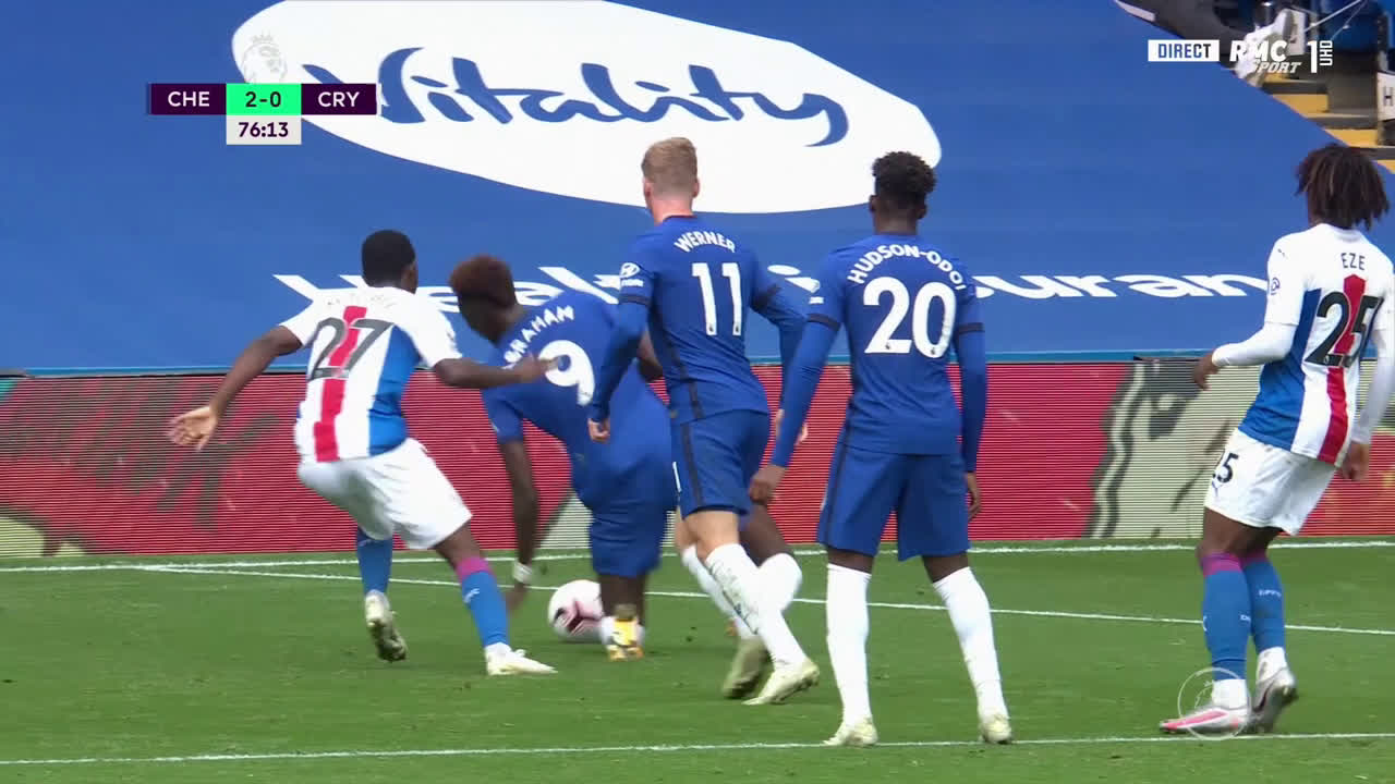Watch Jorginho Penalty Adds A Third For Chelsea Against Crystal Palace We Ain T Got No History