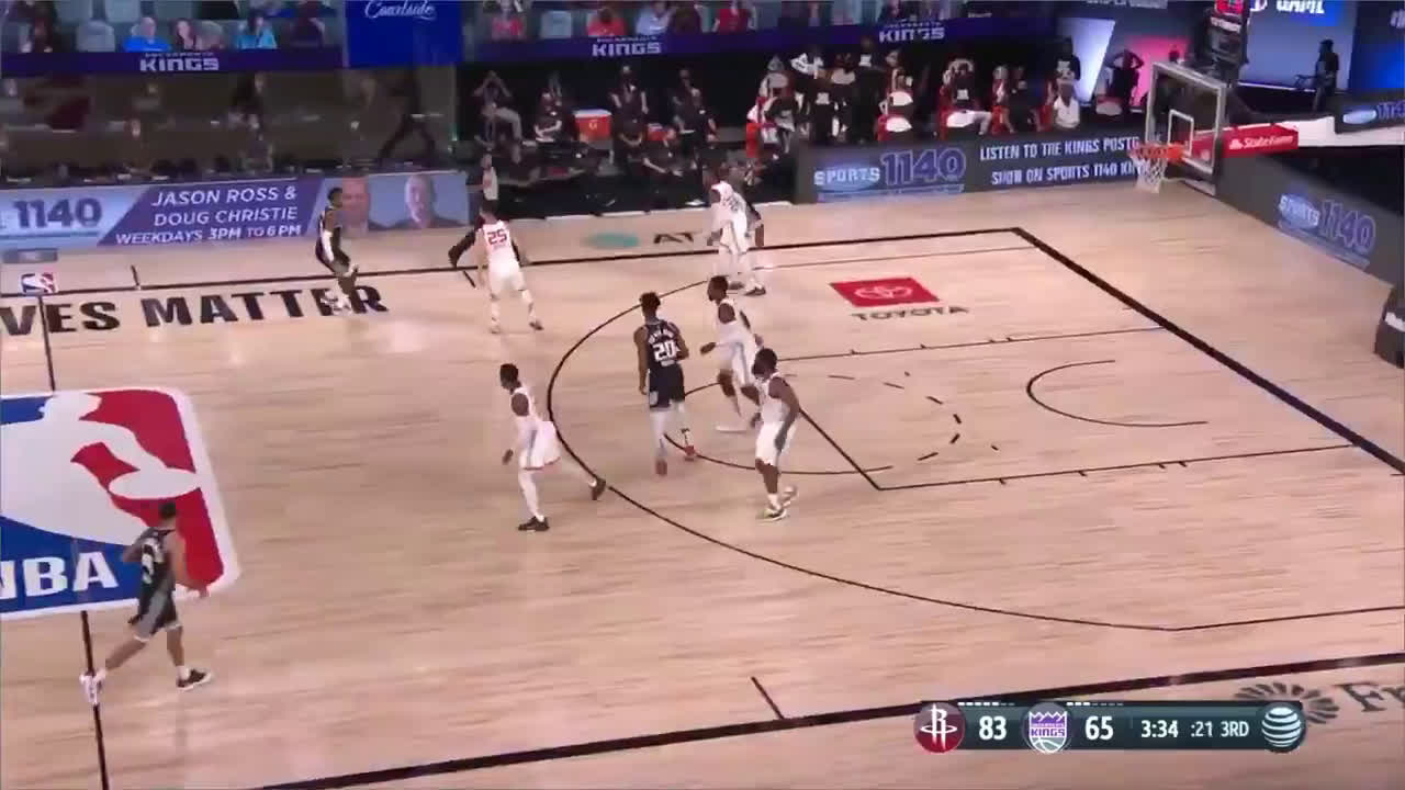 [Highlight] Here comes Austin Rivers