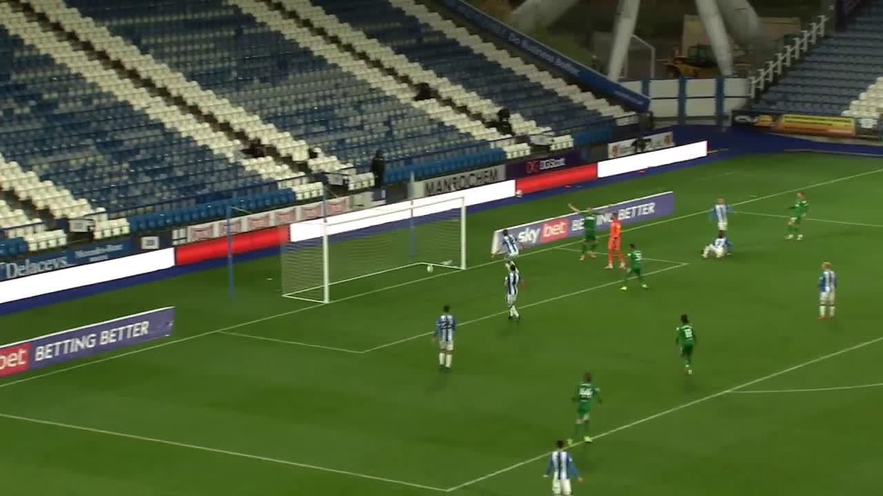 Huddersfield 1 - Preston [2] (Alan Browne '53)