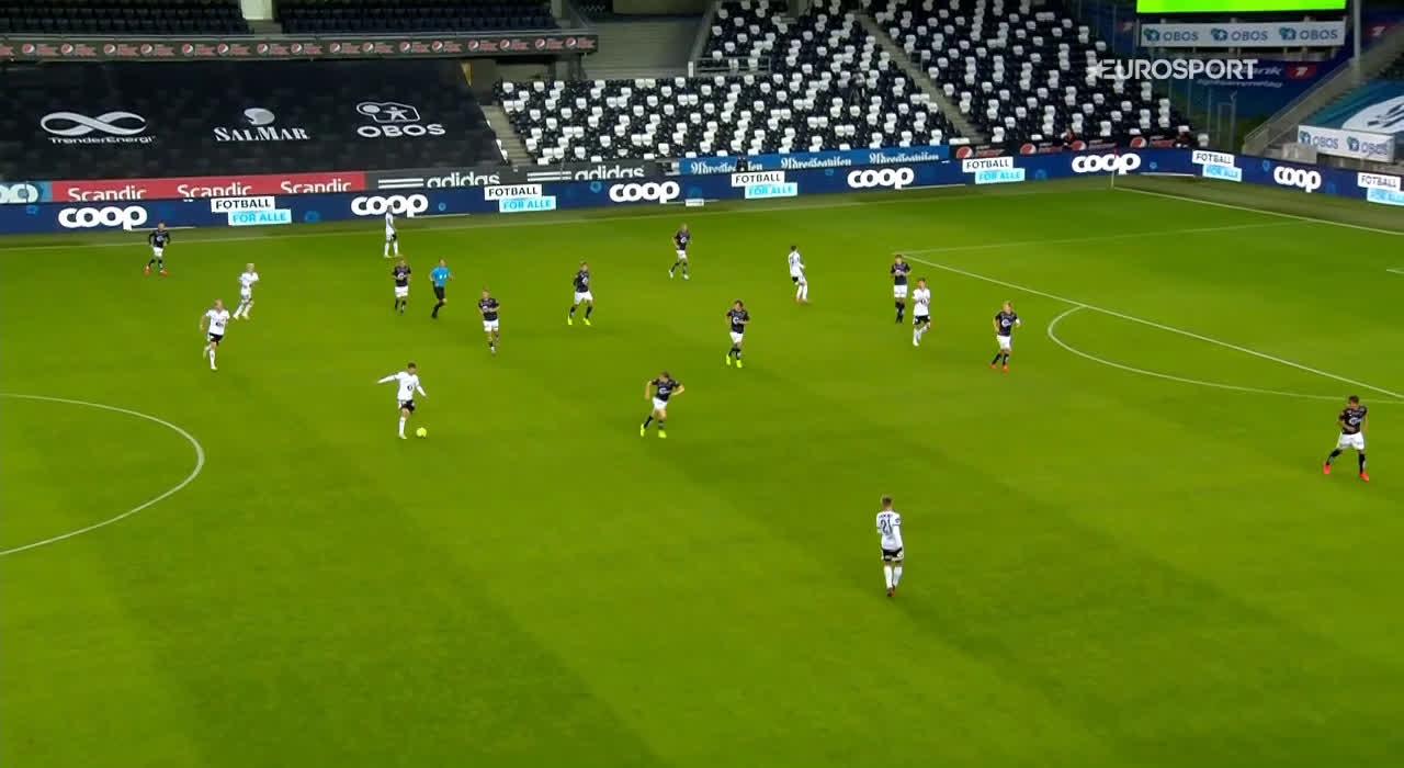 Rosenborg 3-0 Viking - Torgeir Børven 78'
