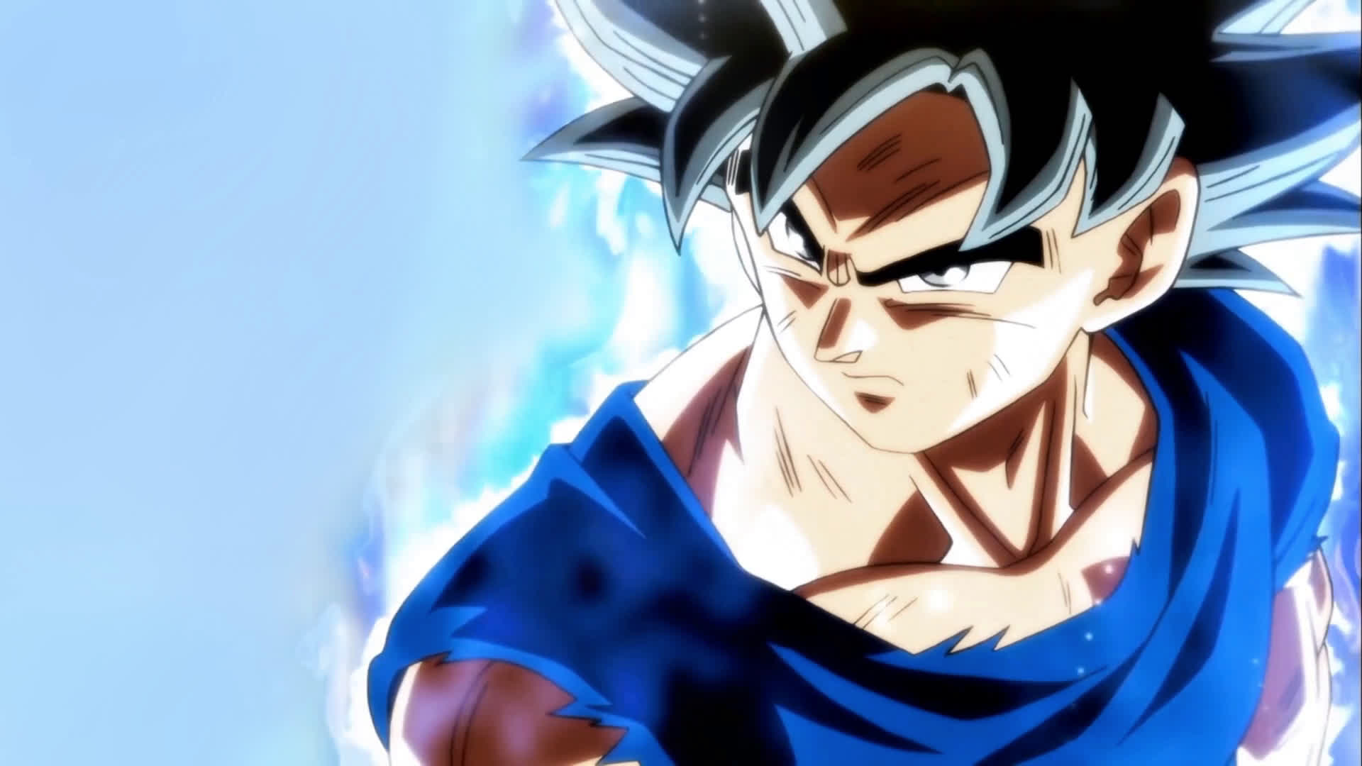 V 1 Dragon Ball S Goku Ultra Instinct Live Wallpaper Embed