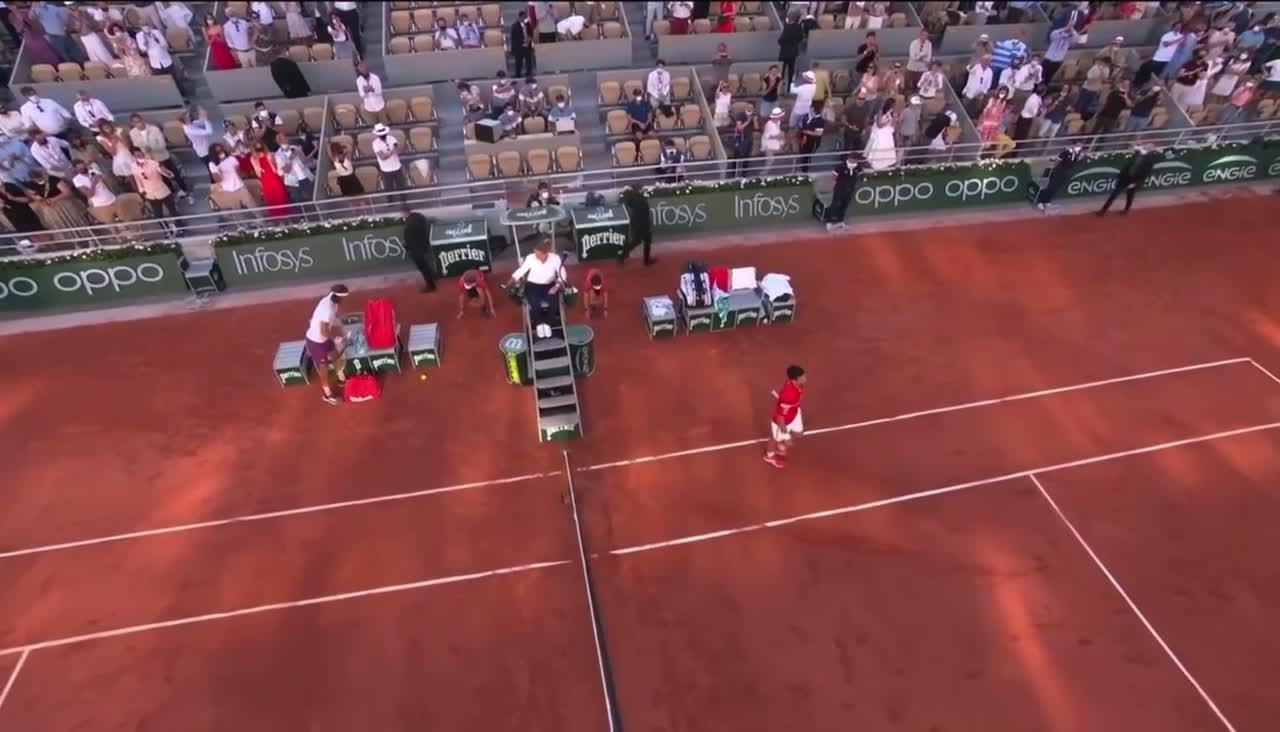 Djokovic wins his 19th Grand Slam Title