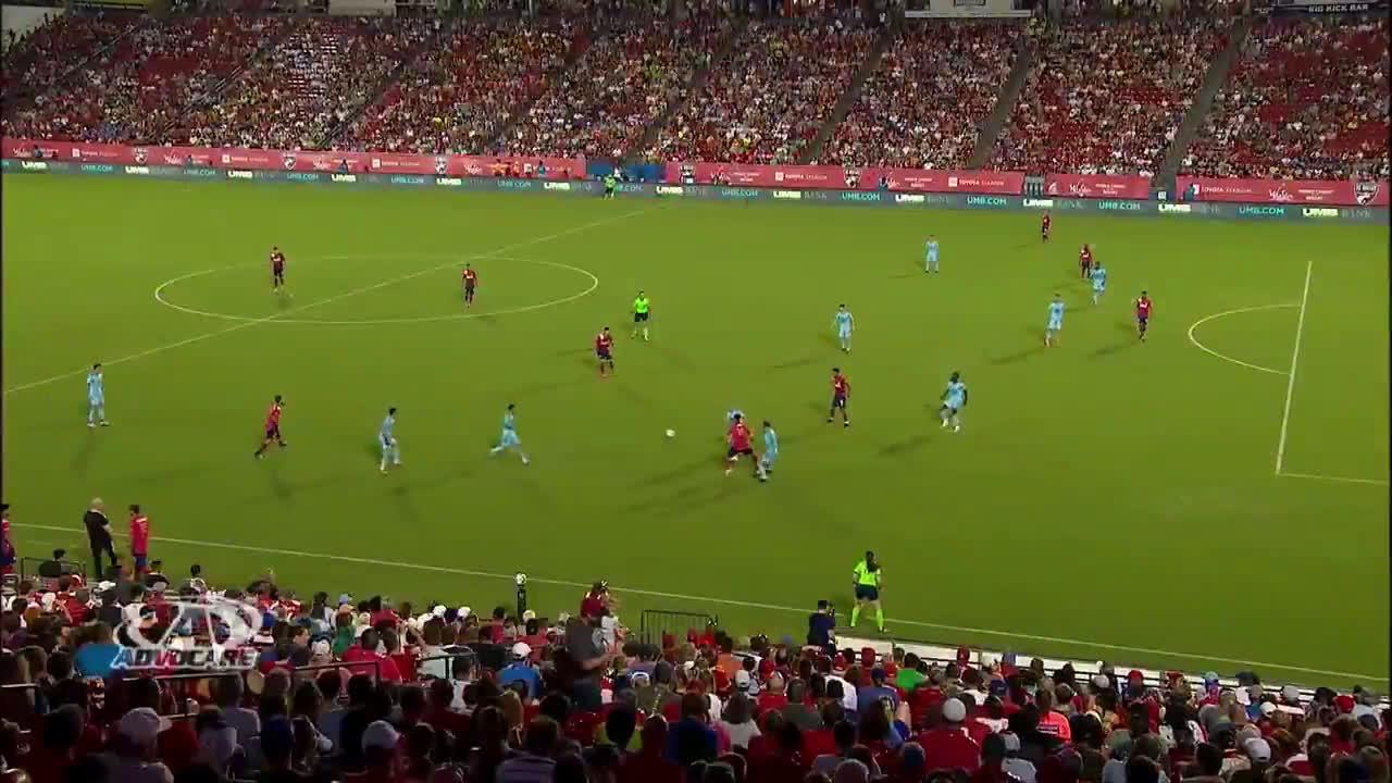 FC Dallas [1]-1 Minnesota United - Ricardo Pepi 67'