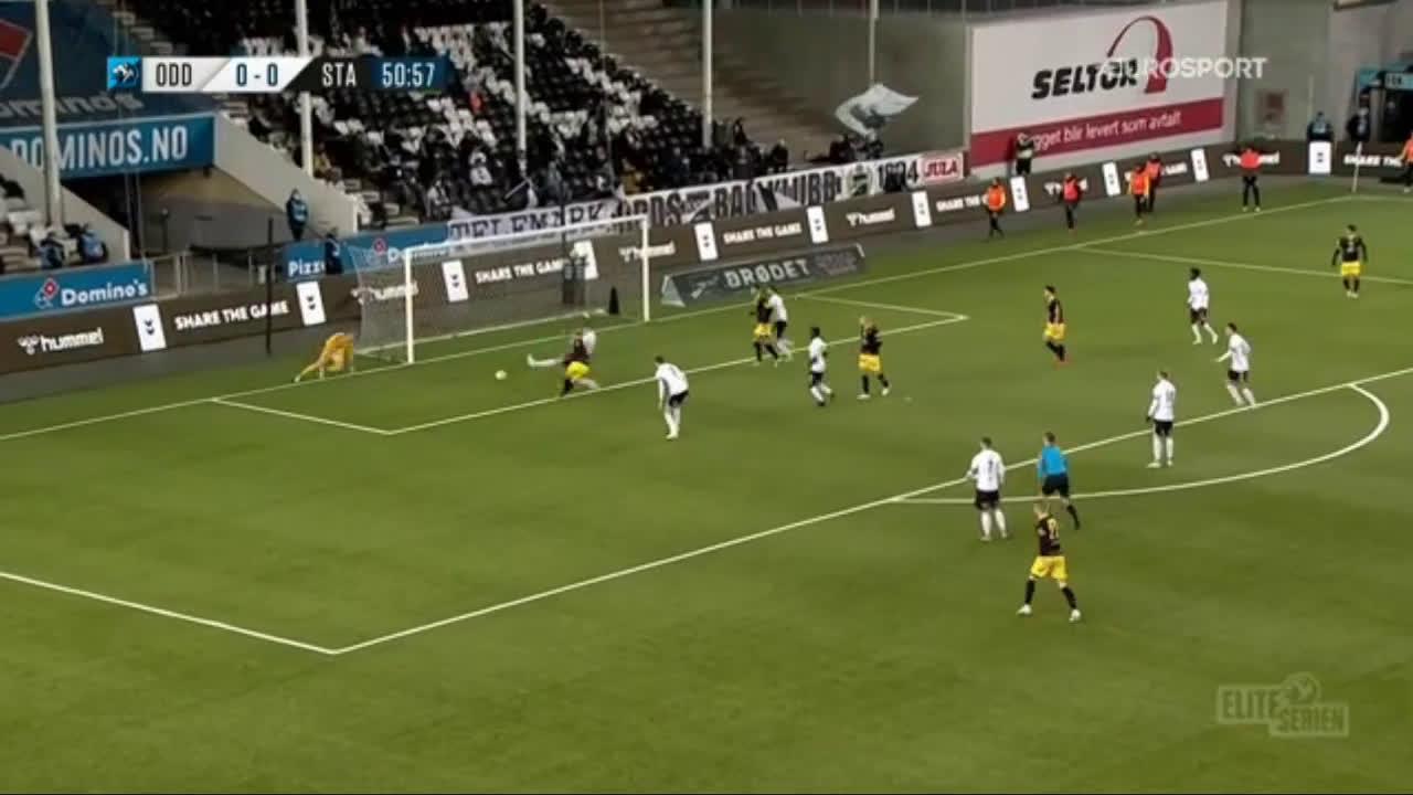 Odd 0-1 Start - Eirik Schulze 51'