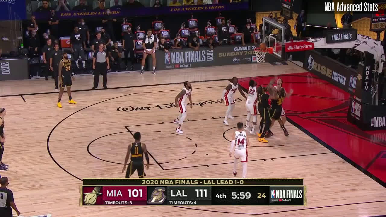 Nba Finals 3 Takeaways From The Lakers Game 2 Win Over Miami Silver Screen And Roll