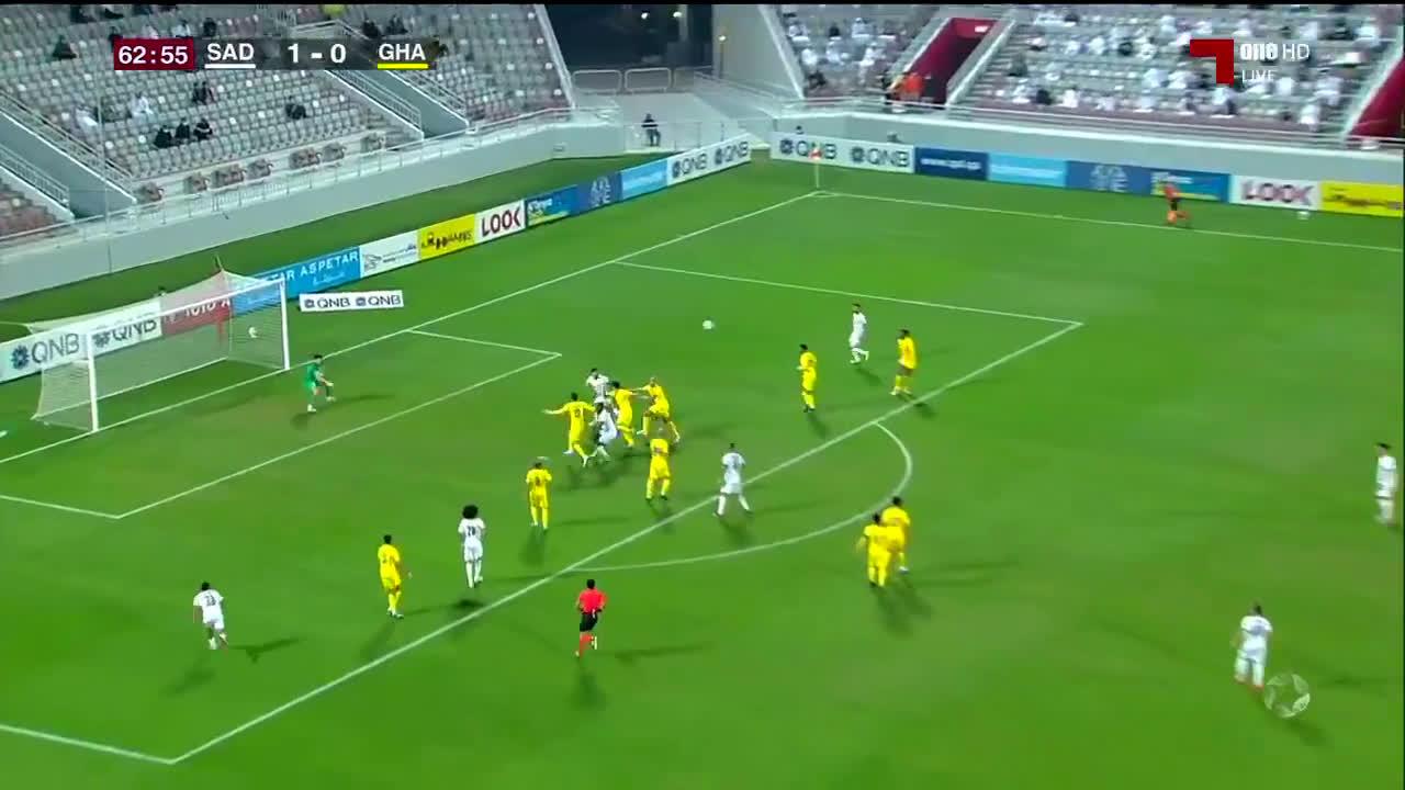 Al Sadd (2)-0 Al Gharafa - Santi Cazorla celebrates his birthday with a free kick goal