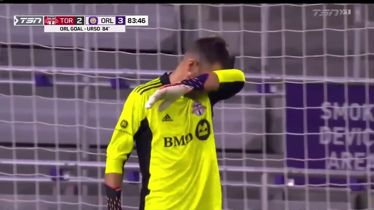 Toronto FC 2-[3] Orlando City - Junior Urso 83'