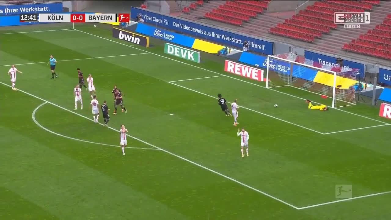FC Köln 0-1 Bayern München - Thomas Müller PK 13'