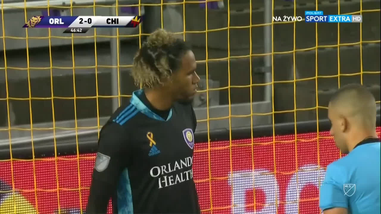 Orlando City 2-[1] Chicago Fire - Robert Berić PK 48'