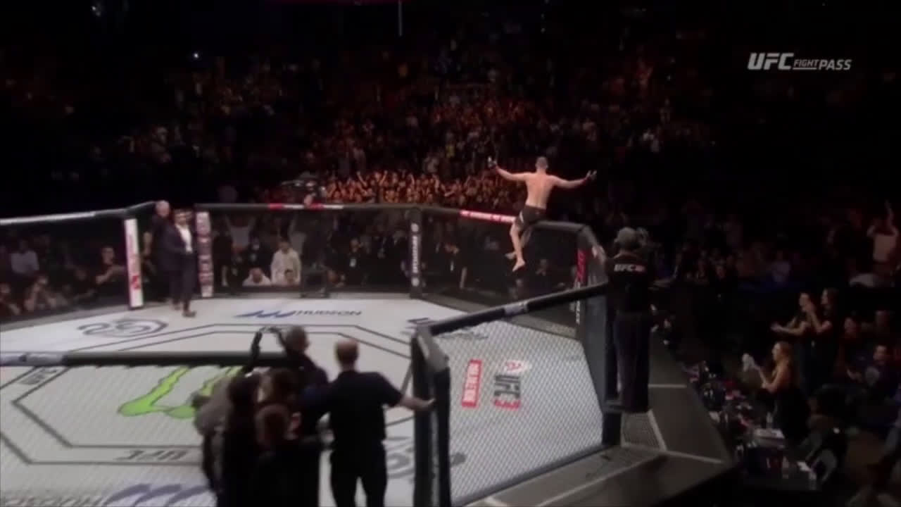 In celebration of St. Andrews Day, five of the best finishes from Scottish MMA fighters