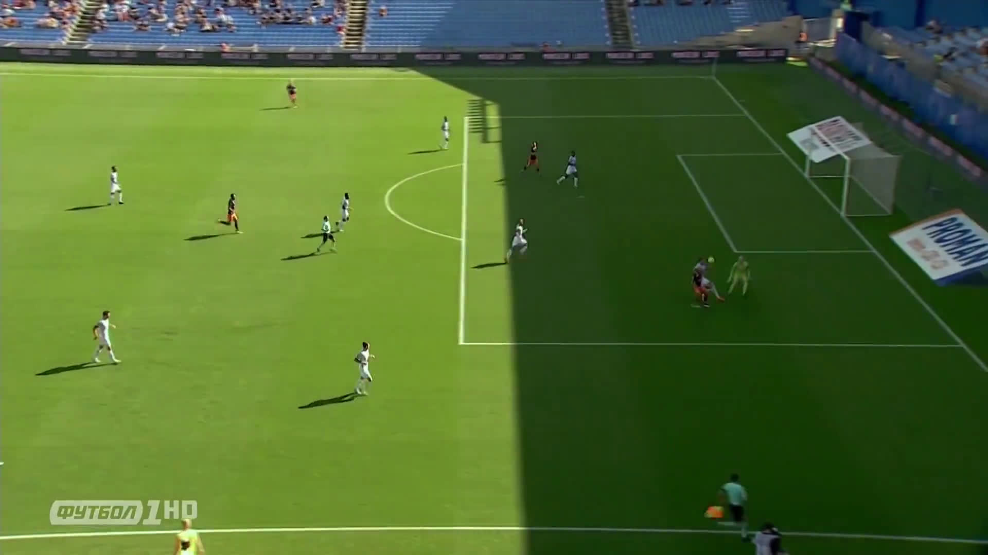 Montpellier [2]-1 Angers : Andy Delort 43'