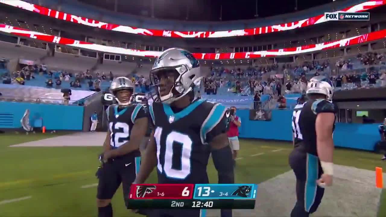[Highlight] Teddy to Samuel for a touchdown on a Flea Flicker
