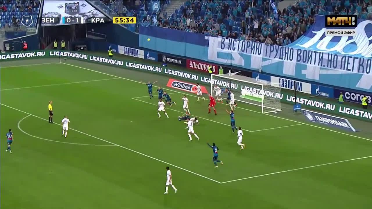Zenit Krasnodar Chempionat Rossii Premer Liga 14 J Tur 08 11 2020 Obzor Matcha Jevons Video Futbol Onlajn Pryamaya Translyaciya Pryamoj Efir Onlajn Translyaciya Match Tv