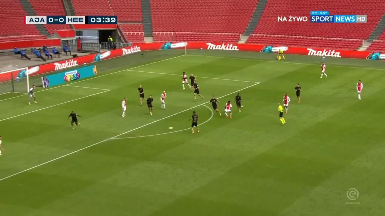 Ajax 1-0 Heerenveen - Dušan Tadić 4'