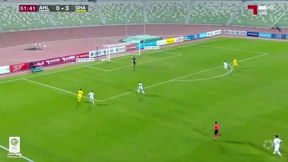 Al Ahli 0-(4) Al Gharafa - Shane Lowry clinical finishing