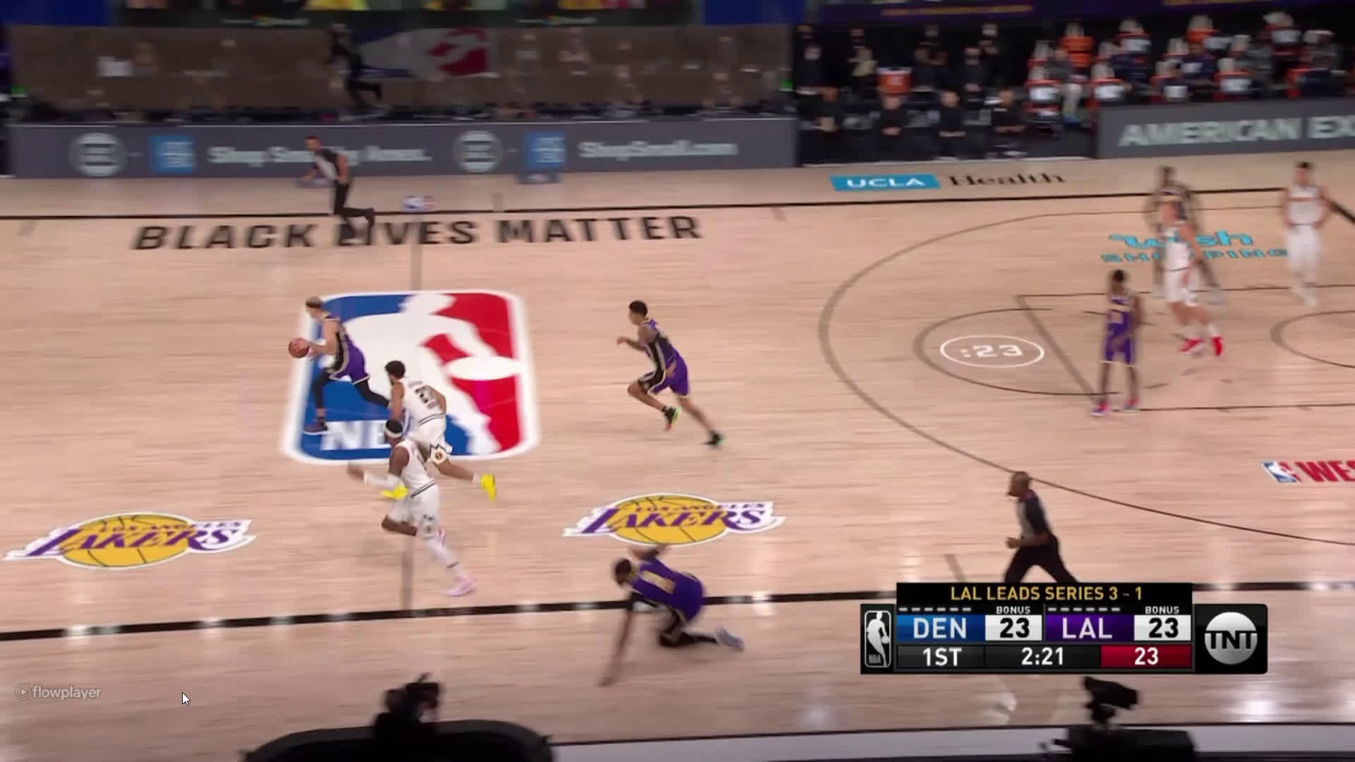 [Highlight] Caruso throws it down