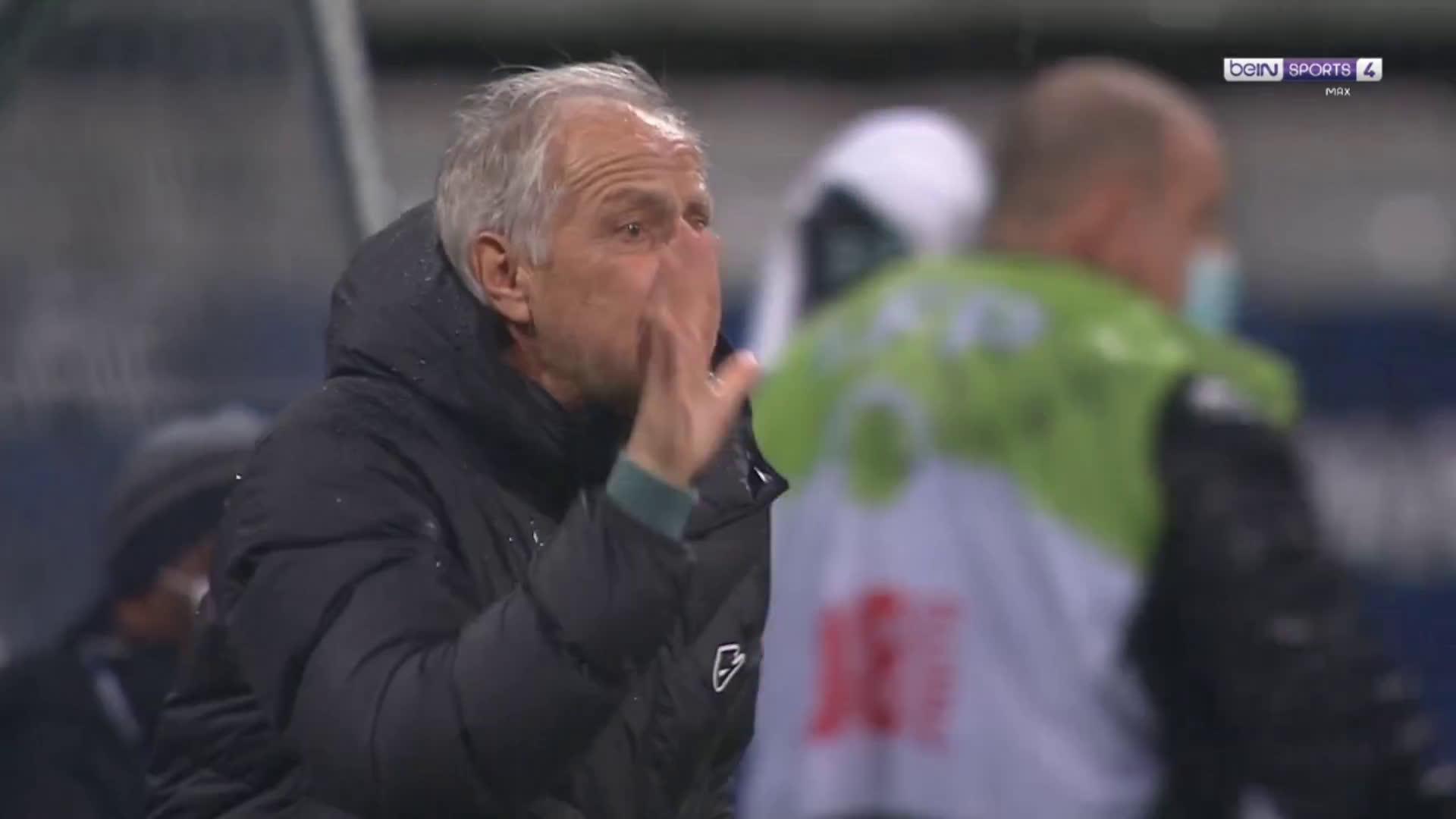 Paris FC [3]-2 EA Guingamp - Moustapha Name 90+1' Great Goal