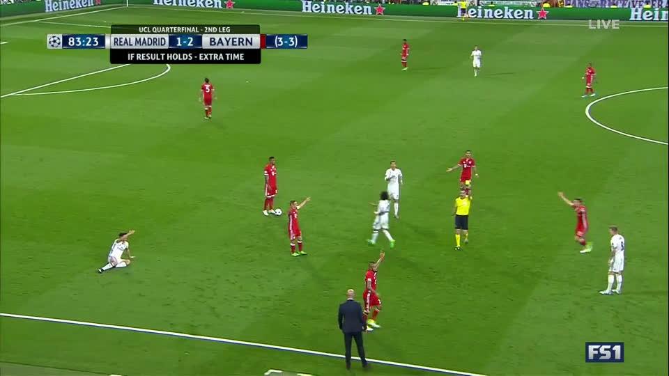 Real Madrid 4 2 Bayern Munich Video Resume Et Buts Hoofoot