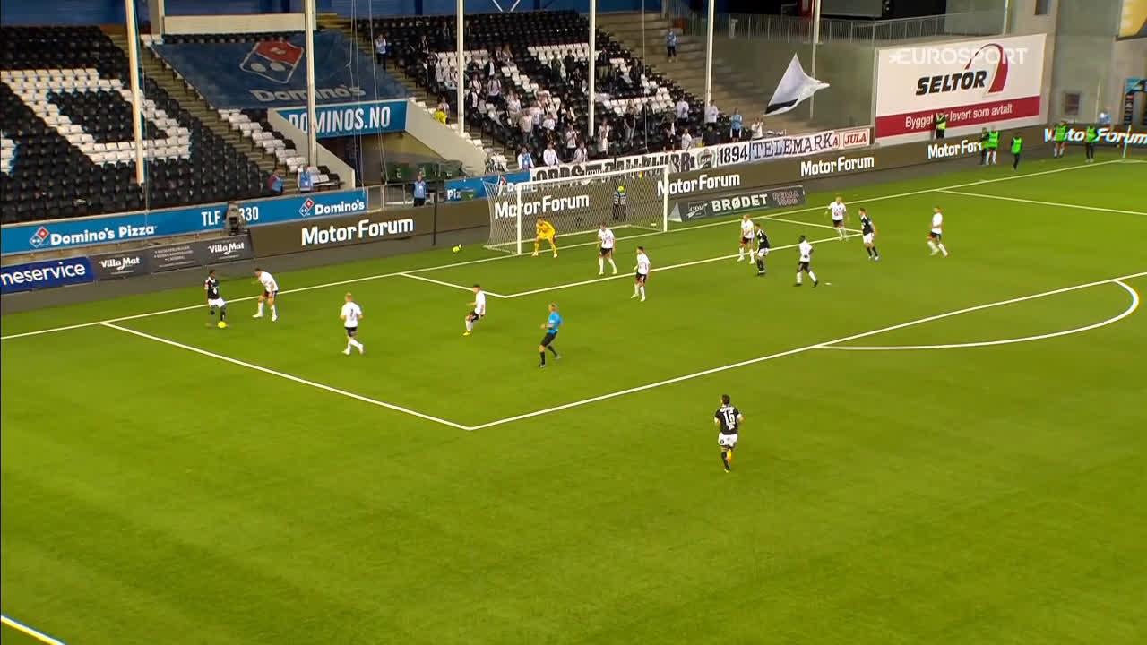 Odd 2-[1] Rosenborg - Carlo Holse 68'