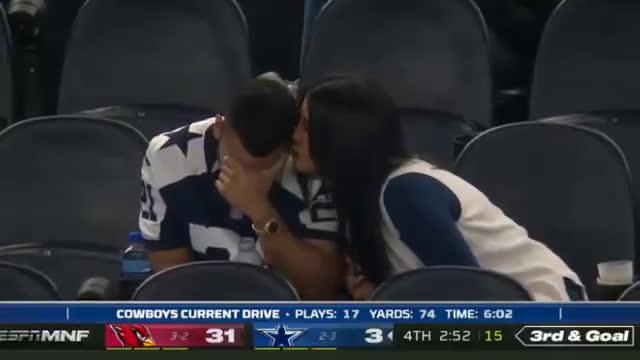 [Highlight] A deeply upset Cowboys fan