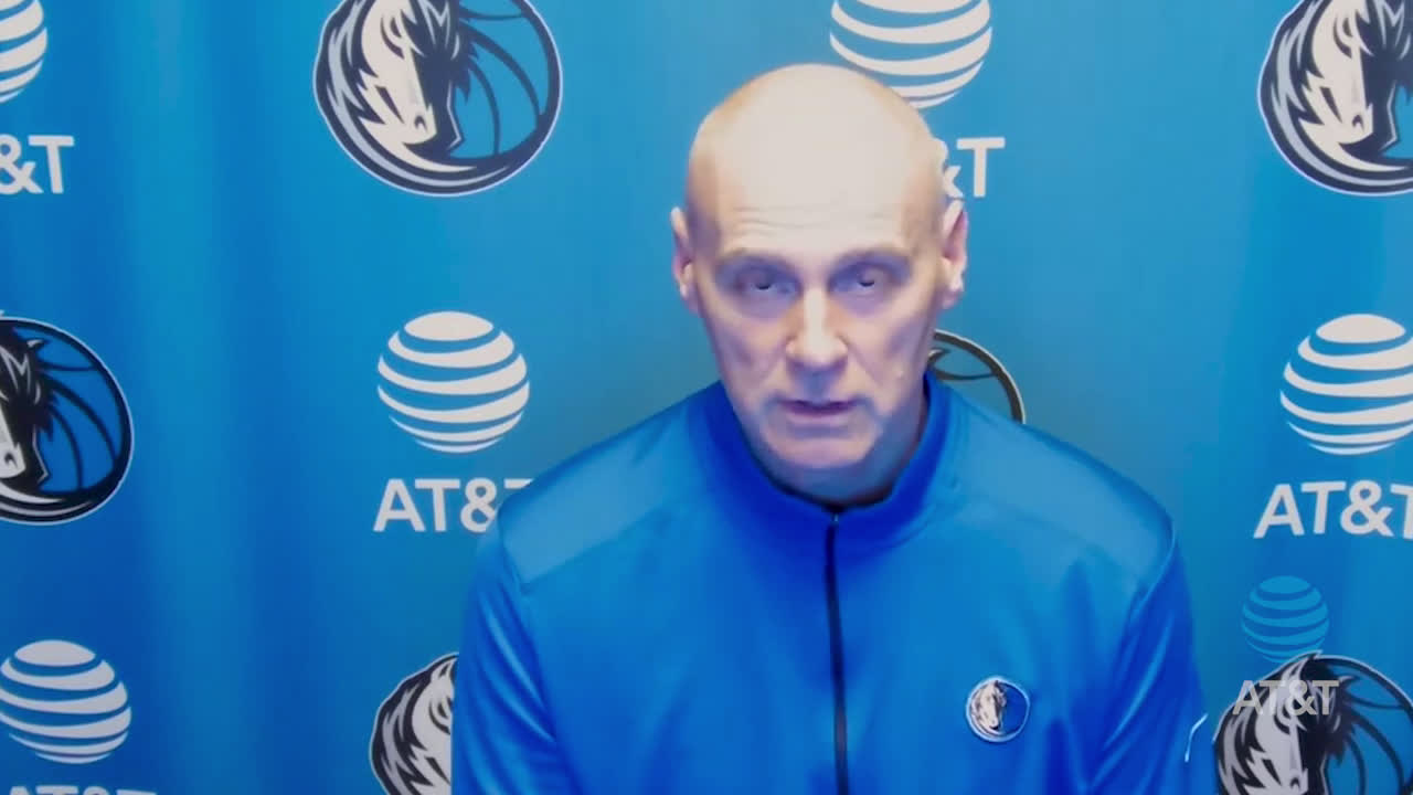 Mavs coach Rick Carlisle on the Hawks firing Lloyd Pierce: