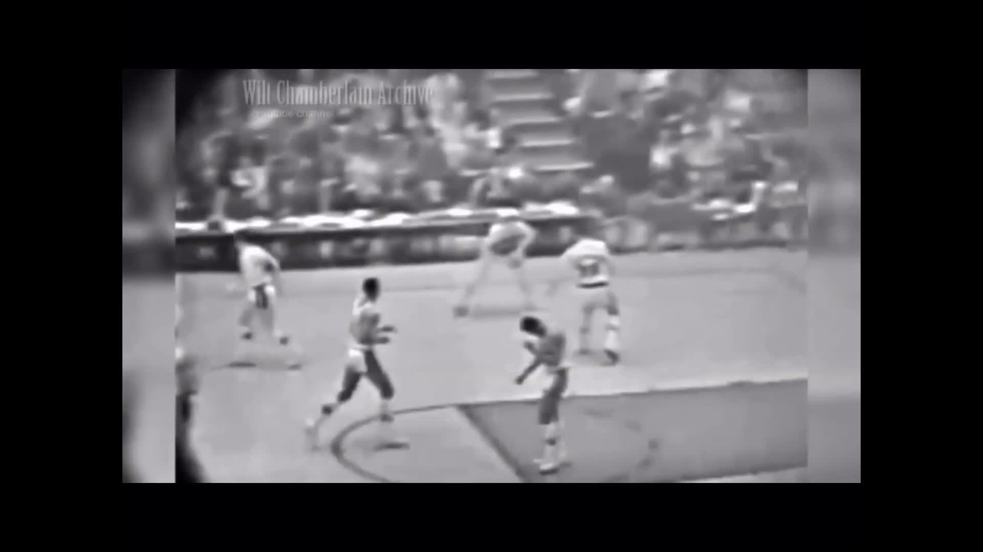 """Highlight Reel: Many consider old-school players """"Plumbers"""". I thought I would share a 90 second highlight reel of Bob Cousy aka the """"Hardwood Houdini"""". He had a flurry of moves and was one of the first to use the hook shot, back in the 50's."""