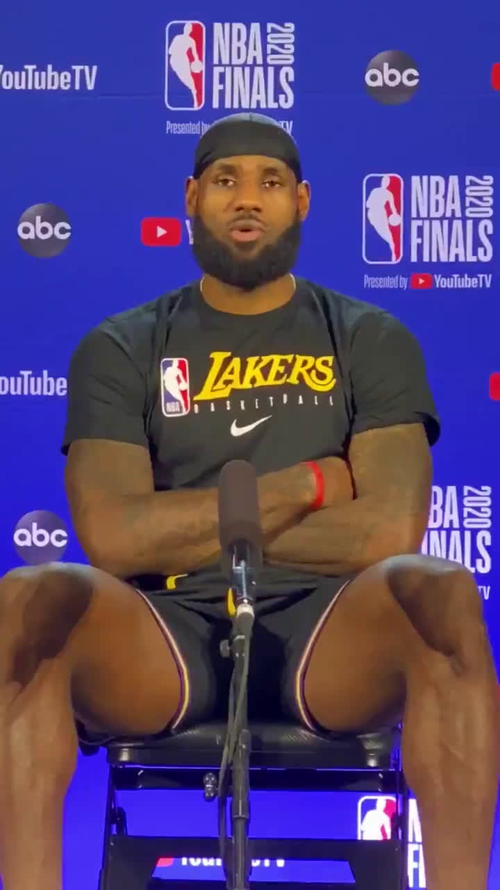 """LeBron said he was focused on closing out Finals Game 1 vs. Heat because of memories of blown lead from 2011 Finals Game 2 vs. Mavericks: """"That shit burns me to this day."""""""