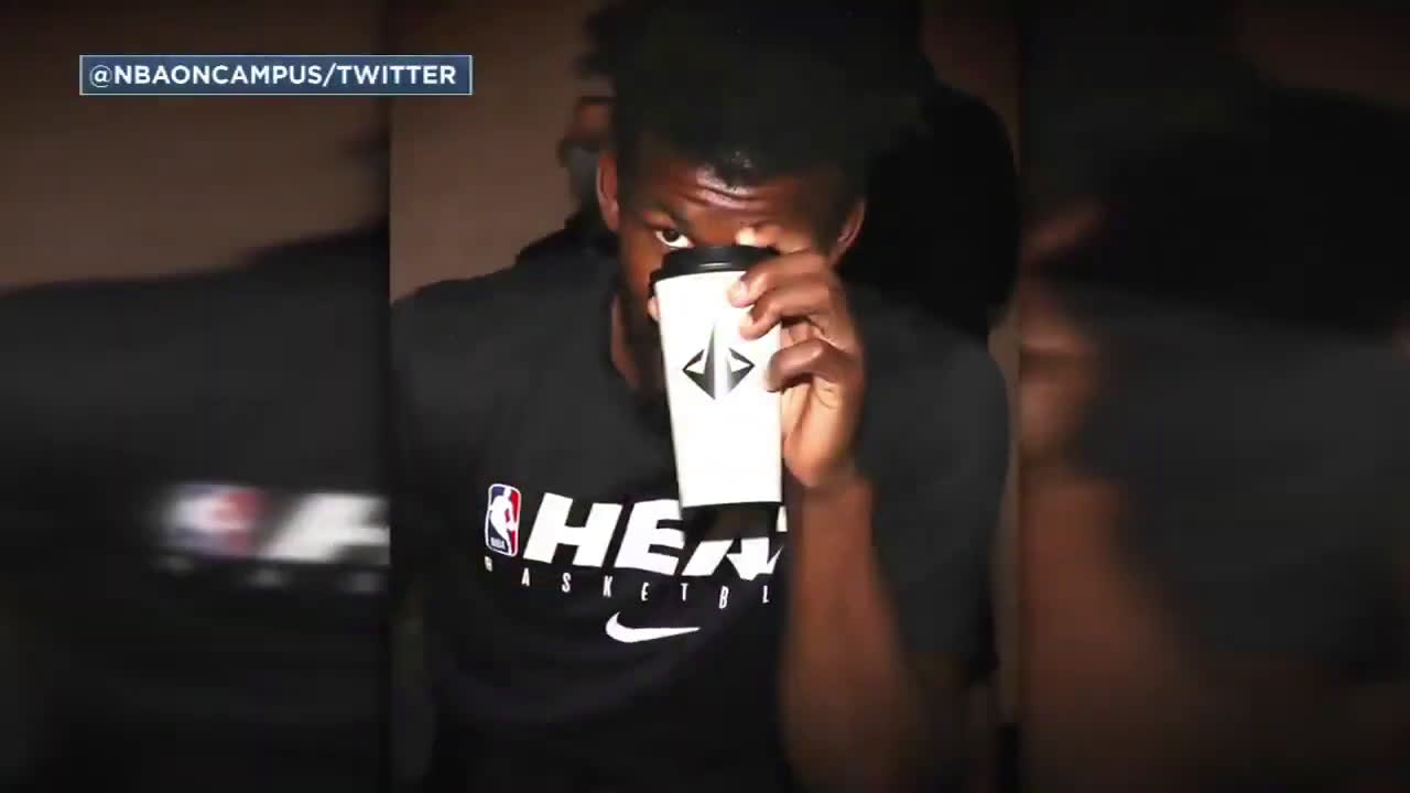 Jimmy Butler Is Charging Players 20 For A Cup Of Coffee In Nba Bubble Sporting News