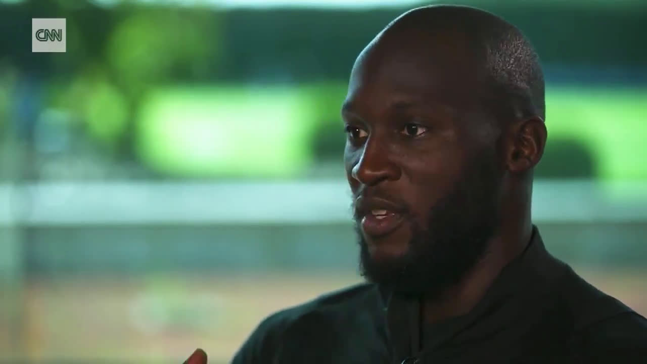 """Romelu Lukaku: """"You can stop the Super League in one day, but you can't stop racism or track somebody that did the insult."""""""