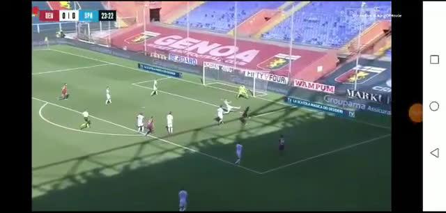 GENOA-SPAL 1-0: splendido GOL di PANDEV, che apre le marcature (VIDEO)