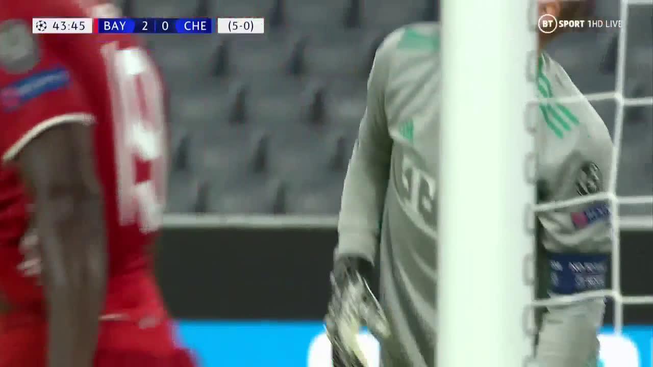 Resume Bayern Munich Chelsea 4 1 Les Buts Video Videobuts